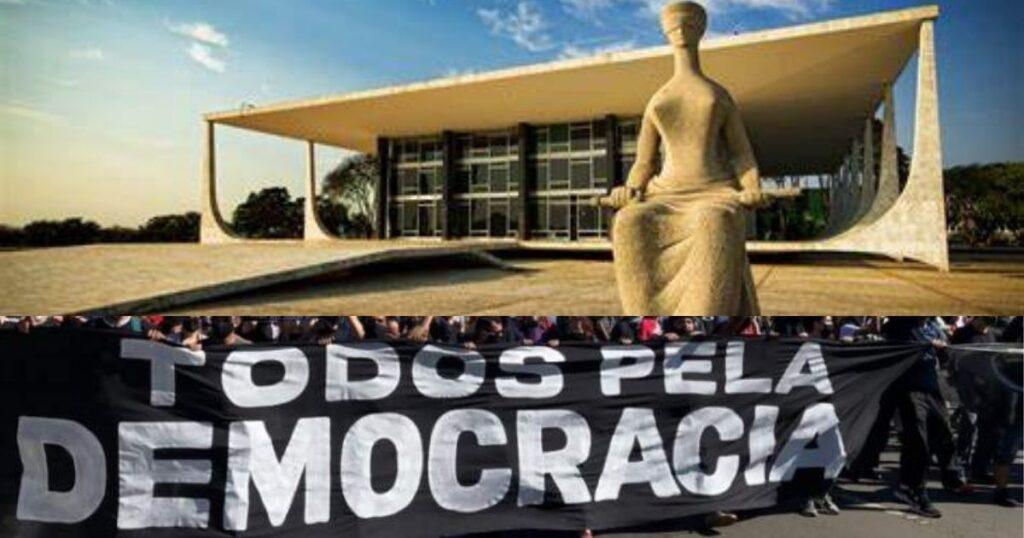 Governadores de 13 estados e DF confrontam Bolsonaro e lançam nota de solidariedade ao STF