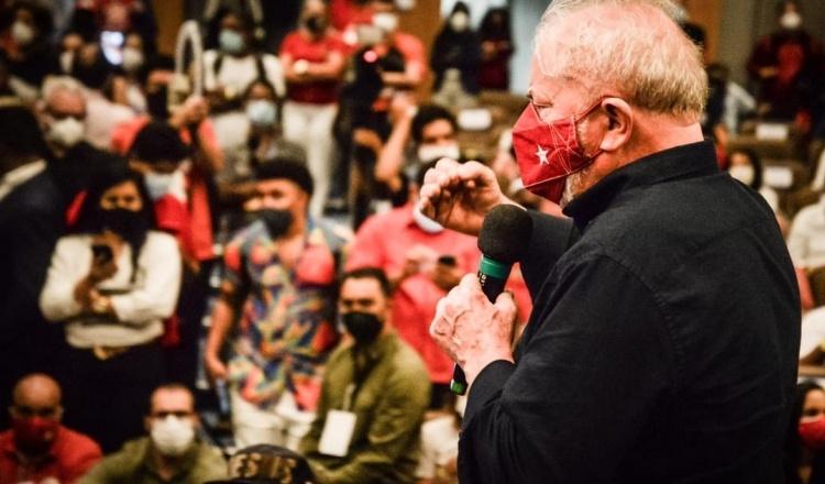 """Lula na Bahia, aos movimentos sociais: """"A desigualdade ficou insuportável"""""""