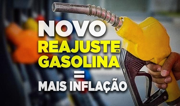 Aumento da gasolina: inflação para pobres, dividendos para ricos