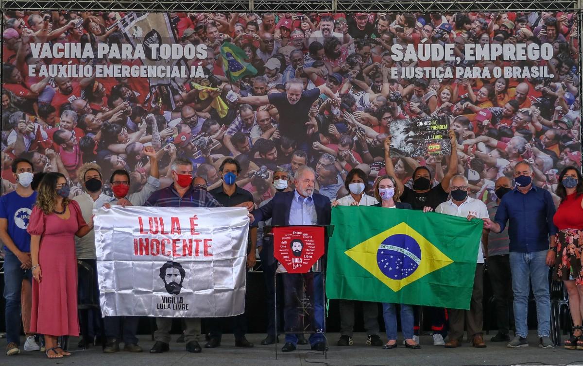 A 19º vitória de Lula na Justiça! Inquérito sem base é encerrado
