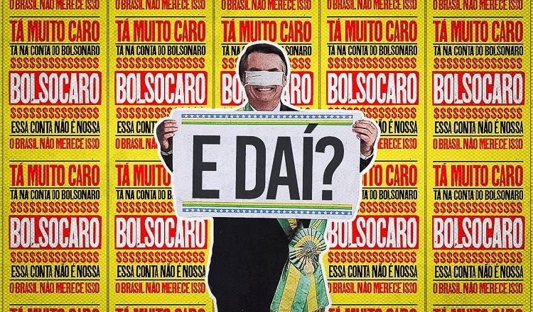 Mais pobres são as maiores vítimas da inflação de Bolsonaro