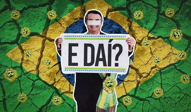 """Bolsonaro confessa fracasso e admite que """"tudo pode piorar"""""""