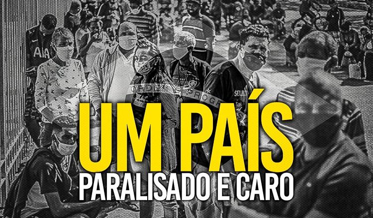 Por culpa de Bolsonaro e Guedes, estagflação ameaça o Brasil
