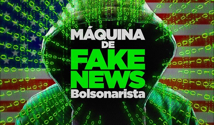 PF vê elo entre EUA e rede de fake news de Bolsonaro