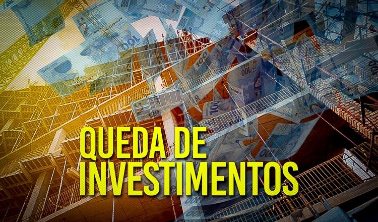Bolsonaro e Guedes dizimam investimento público e travam economia