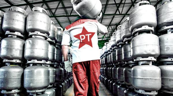 Petistas defendem projeto da Bancada do Partido que beneficia famílias pobres com o vale gás