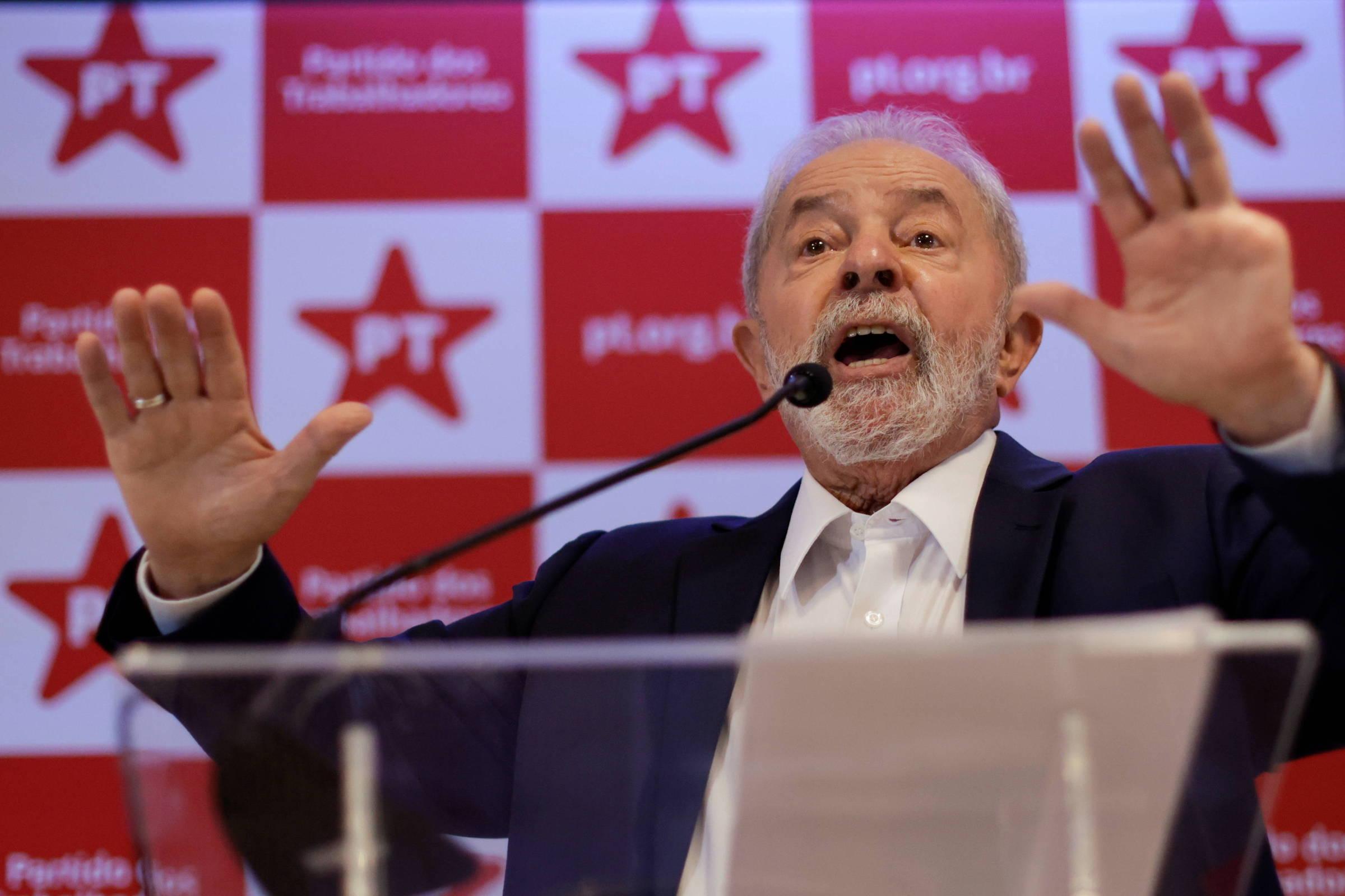 """Lula: """"Só um Estado forte é capaz de acabar com a miséria neste País"""""""