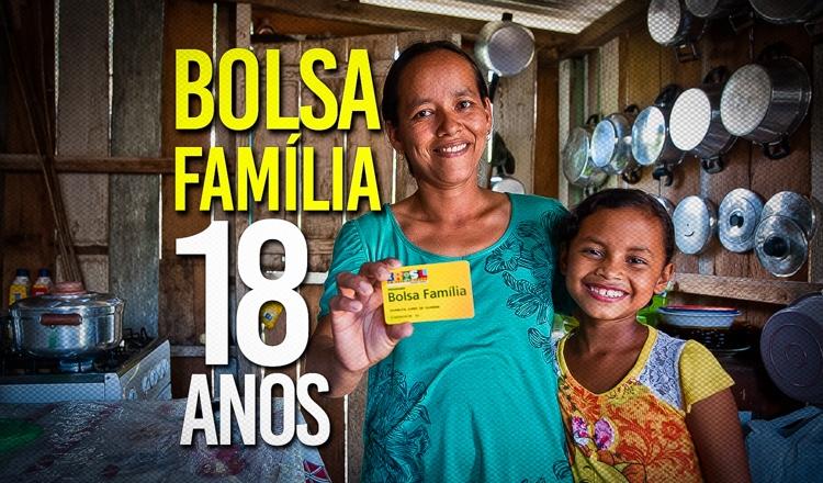 Bolsa Família completa 18 anos sendo destruído por Bolsonaro