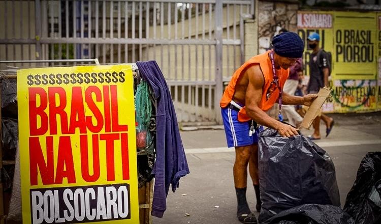 Governo Bolsonaro fracassa e preço dos alimentos não para de subir