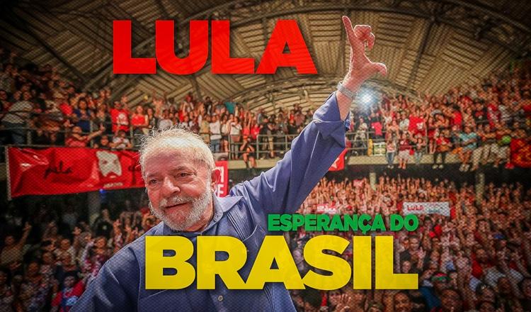 Lula é o mais capaz de cuidar da economia e da saúde, diz pesquisa