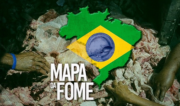 Como Temer e Bolsonaro empurraram o Brasil de volta ao Mapa da Fome