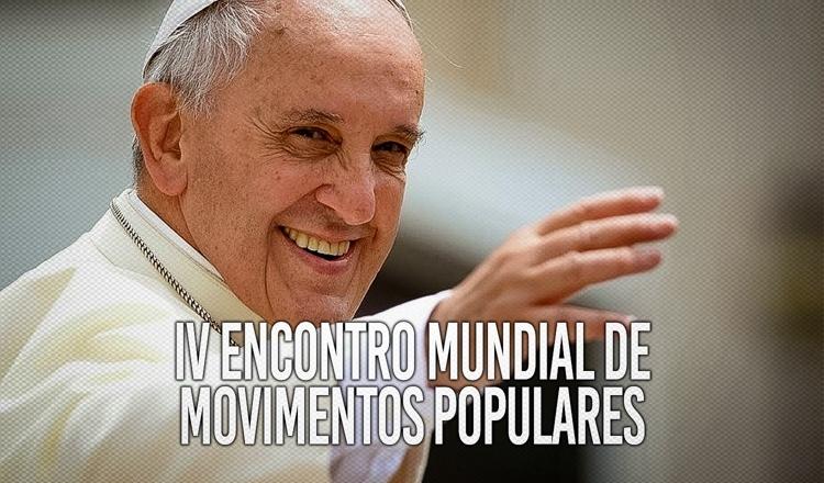 Encontro do Papa Francisco com lideranças sociais afirma luta pela igualdade